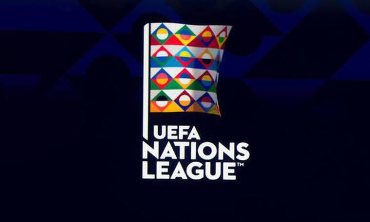 Βραδιά εθνικών ομάδων με μεγάλα παιχνίδια στο Nations League