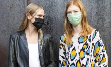 Ναι, το μακιγιάζ εξακολουθεί να μας φτιάχνει τη διάθεση με μάσκα ή χωρίς...
