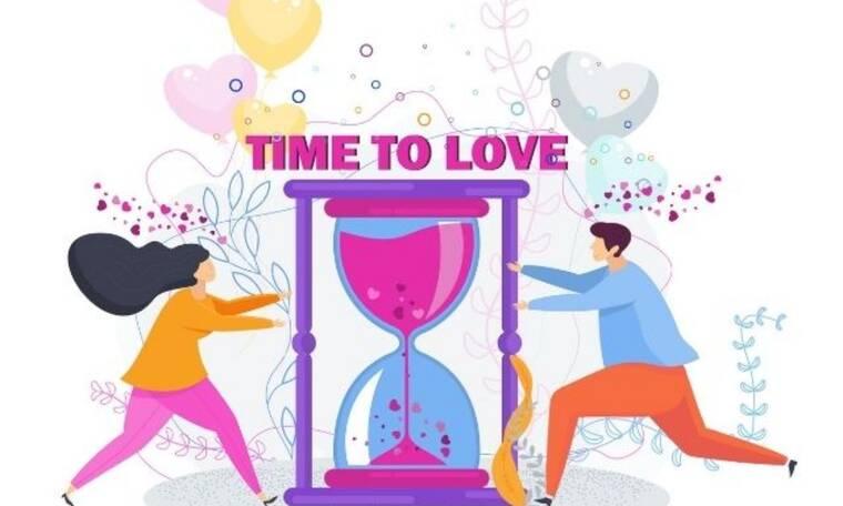 Αυτό είναι το χρονικό διάστημα που ο έρωτας θα σου χτυπήσει την πόρτα