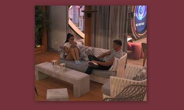 Big Brother Spoiler: Αυτός είναι ο λόγος που η Χριστίνα τιμωρήθηκε!
