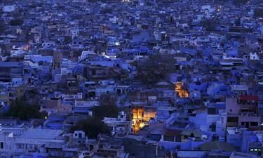 Έχεις δει ποτέ σου τόσο περιέργη πόλη;