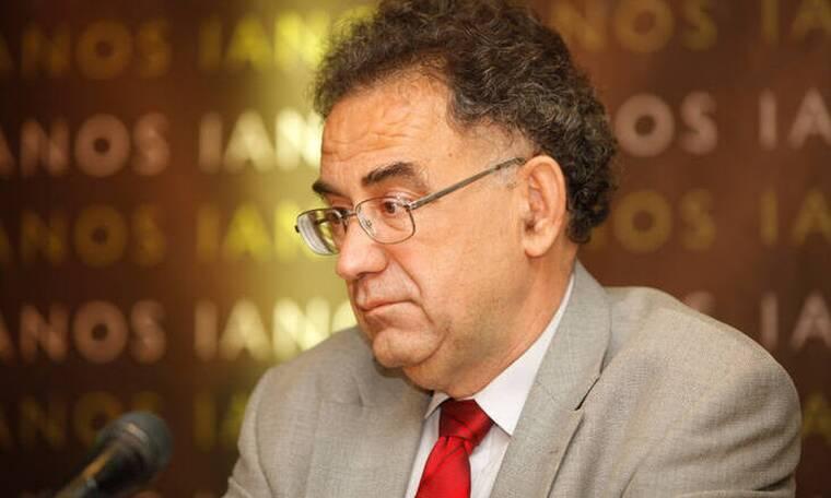 Θλίψη. Πέθανε ο δημοσιογράφος Γιώργος Δελαστίκ
