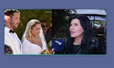 Έγκυος η Ελεονώρα Ζουγανέλη; Η αντίδραση της κουμπάρας της on camera!