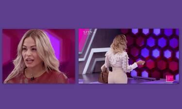 Style Me Up: Η απίστευτη αντίδραση όταν είδε τη μεταμόρφωσή της!