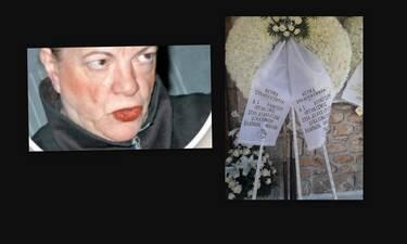 Πραγματοποιήθηκε η κηδεία της κόρης της Βέμπο - Ελάχιστοι έδωσαν το παρών