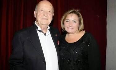 Βαρύ πένθος για τη σύζυγο του Μίμη Πλέσσα, Λουκίλα Καρρέρ (Photos)