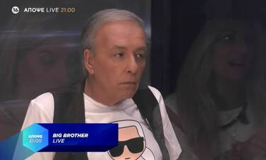 Big Brother: Ο Μικρούτσικος μπαίνει ξανά στο σπίτι και αυτός είναι ο λόγος