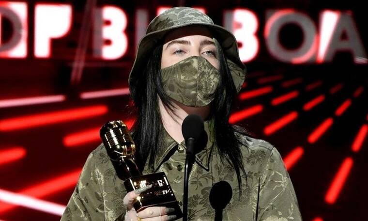 Όλοι συζητάνε αυτήν την εμφάνιση της Billie Eilish στα Billboard