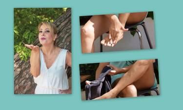 Τέτα Καμπουρέλη: Τα σέξι πλάνα που ξετρέλαναν τους followers της! (Video)