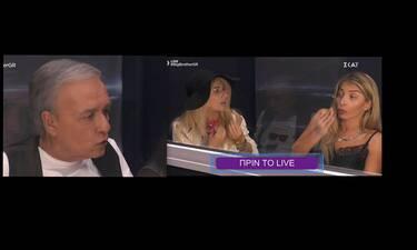Big Brother: Χείμαρρος Άννα Μαρία και Δανέζη - Άναυδος ο Μικρούτσικος!
