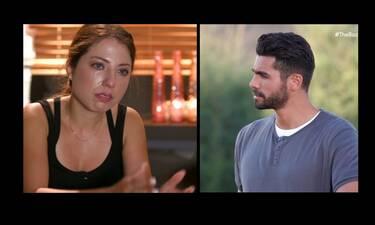 The Bachelor:Σε αμηχανία ο Παναγιώτης με το σχόλιο για την εμφάνιση παίκτριας