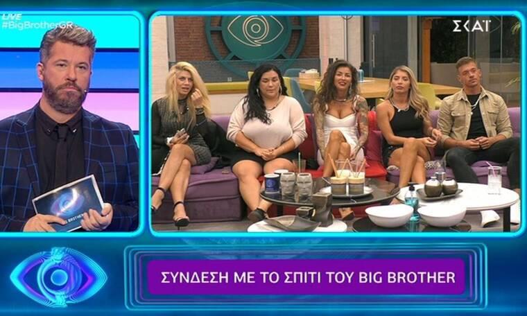 Big Brother: Η αποχώρηση από το ριάλιτι και τα κλάματα (Photos-Video)
