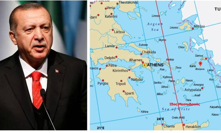 Δραματικές εξελίξεις: Η Τουρκία κόβει το Αιγαίο στη μέση – Το «ύπουλο» σχέδιο που φέρνει… σύρραξη!