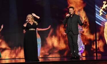 J2US: Χολίδης-Χοροζίδου: Το πρώτο ζευγάρι στο stage του σόου! Πώς τα πήγαν;