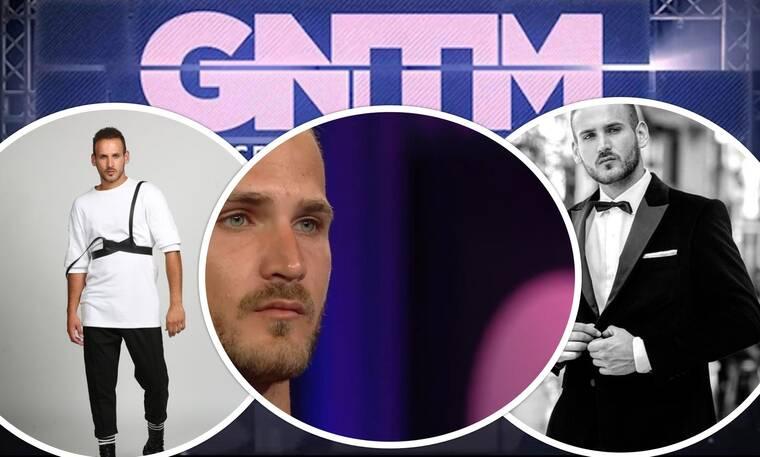 GNTM: Παναγιώτης Α.: Δεν είναι μόνο τυροκόμος αλλά και επαγγελματίας μοντέλο!