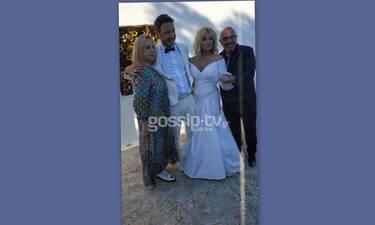 Ζουγανέλη γάμος: Τα λόγια του πατέρα της στον Σπύρο όταν την παρέδωσε νύφη