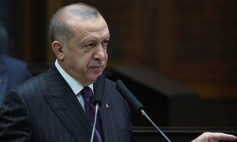 Ερντογάν ο… απελευθερωτής: «Παρούσα η Τουρκία σε όλες τις περιοχές που υπάρχει σύρραξη»
