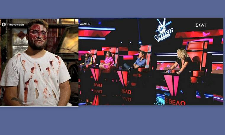 The Voice: «Κάγκελο» οι coaches με τον ηθοποιό σε escape rooms τρόμου