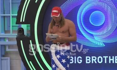 Big Brother αποκλειστικό: Εβδομαδιαία δοκιμασία για γερά νεύρα και πολλά γέλια
