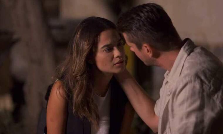 Χαιρέτα μου τον πλάτανo: Η πρόταση γάμου στην Κατερίνα, πικραίνει στον Παναγή