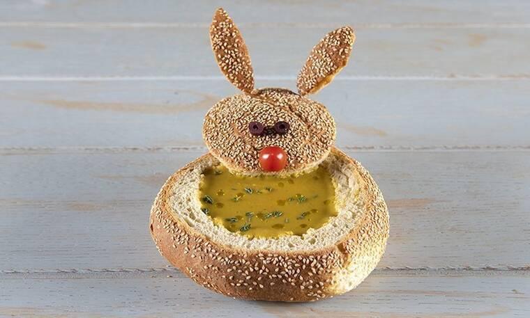 Πεντανόστιμη παιδική σούπα λαχανικών από τον Άκη!