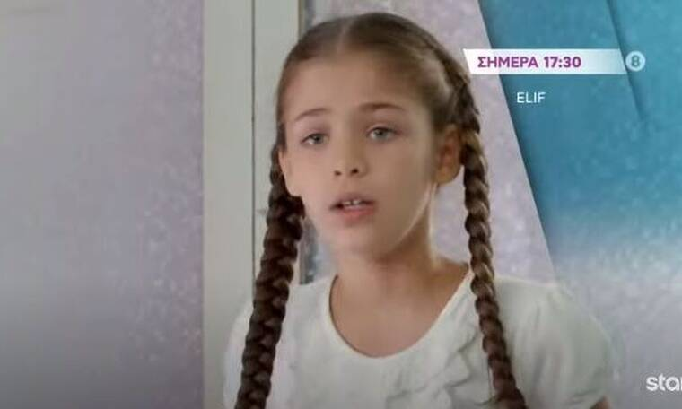 Elif: Η Ελίφ είναι τρομαγμένη μετά τις απειλές του Ταρίκ και κρύβεται ξανά!