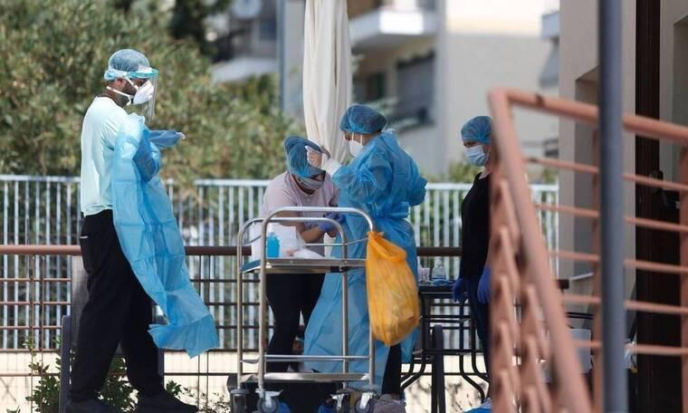 Κορονοϊός: Εφιαλτική πρόβλεψη Δερμιτζάκη - «Μπορεί να έχουμε 1000 κρούσματα μέσα στον Οκτώβρη»