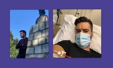 Γιάννης Τσιμιτσέλης: Η πρώτη ανάρτηση μετά την περιπέτεια της υγείας του