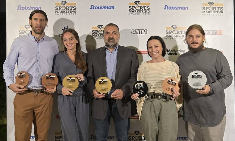 Ο ΟΠΑΠ στην κορυφή τωνSports Marketing Awards