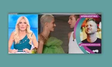 GNTM:Ο σύντροφος της Λίας απαντά στις φήμες που τη θέλουν ζευγάρι με τον Ανδρέα