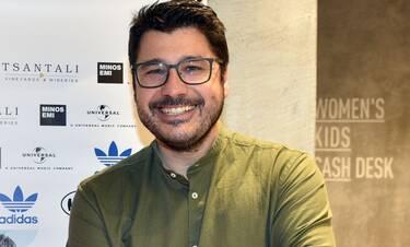 Ο Λάμπρος Κωνσταντάρας στο gossip-tv: «Πρόσεχα πάρα πολύ! Δεν ξέρω πού κόλλησα κορονοϊό»