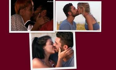 The Bachelor: Τα καυτά φιλιά του Παναγιώτη με παίκτριες στο ομαδικό ραντεβού!