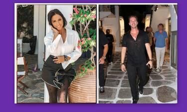 Οικονομόπουλος - Σάλτη: H άγνωστη σχέση τους στο Dream Show
