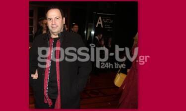 Ο θεατρικός παραγωγός Βασίλης Γκουρούσης στο gossip-tv: «Θα χάσουμε τις δουλειές μας»