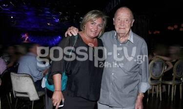 Μίμης Πλέσσας - Λουκίλα Καρρέρ: Σπάνια φωτό τους, 20 χρόνια πριν!
