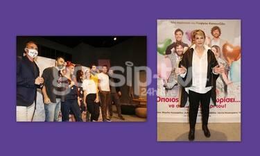 Γιώργος Καπουτζίδης: Η θεατρική πρεμιέρα και η επανεμφάνιση της Μπαλανίκα