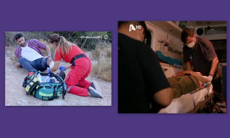 The Bachelor: Στο νοσοκομείο Παναγιώτης και Ραφαέλα – Σοβαρά τραυματισμένοι