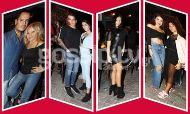 Πού εντοπίσαμε χθες το βράδυ τους celebrities; (photos)