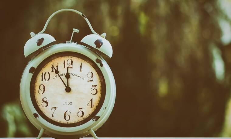 Αλλαγή ώρας 2020: Μην ξεχαστείτε! Την Κυριακή γυρίζουμε τα ρολόγια μας μία ώρα πίσω