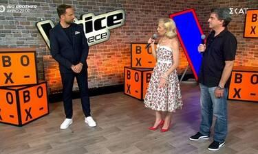 The Voice: Εντυπωσιάστηκε ο Λιανός! Η παίκτρια που ράβει μόνη τα ρούχα της!