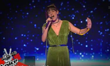 The Voice: Έδωσαν «μάχη» Ρουβάς – Μουζουράκης για τα μάτια της Καλένας