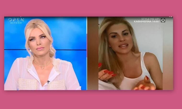 Ευρυδίκη Παπαδοπούλου: Αποκάλεσε τον Τριαντάφυλλο: «κομπλεξικό και… Γαρύφαλλο»