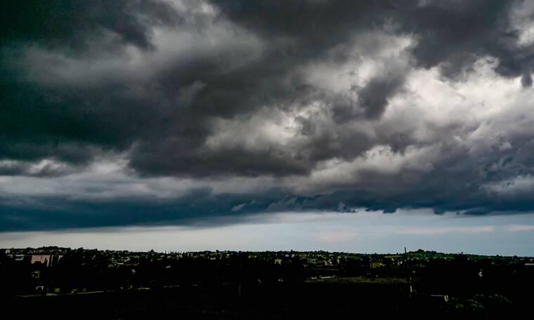 Έκτακτο δελτίο επικίνδυνων καιρικών φαινομένων: Ισχυρές βροχές και καταιγίδες - Πού θα χτυπήσουν