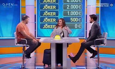 Joker: Η Βογιατζάκη πήρε τη βαλίτσα και σχεδόν κλαμένη αποχαιρέτησε τον Γεωργούλη!