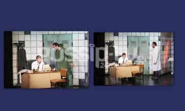 Αξύριστα Πηγούνια: Δες φωτογραφίες από την πρεμιέρα στο Θέατρο Χορν!