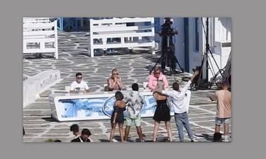 Γερμανικό Idol: Μετέτρεψαν σε στούντιο τη Μικρή Βενετία για τα γυρίσματα-υπερπαραγωγή!