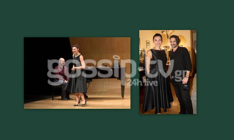 Master Class: Η Μαρία Ναυπλιώτου έκανε πρεμιέρα ως Κάλλας στο Θέατρο Χορν!