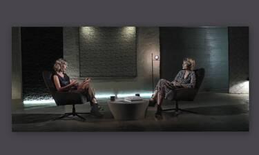 Βίκυ Βολιώτη: Η σπάνια εξομολόγηση για την υιοθεσία της κόρης της
