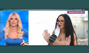 Big Brother: Χριστίνα Ορφανίδου: «Ο Παναγιώτης είχε αρχίσει να με ερωτεύεται»