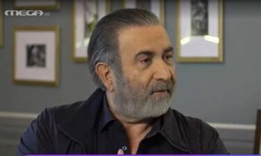 Λαζόπουλος: «Πρέπει να είσαι τελείως ηλίθιος για να μη φοβάσαι τον κορονοϊό»